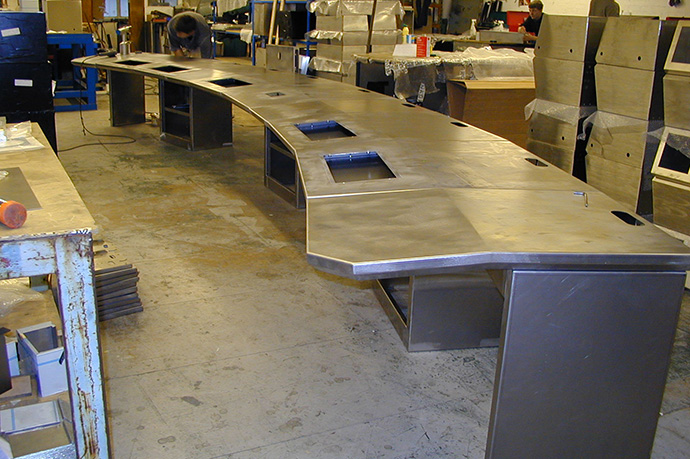 Pem Sheet Metal Fabrication And Welding Examples